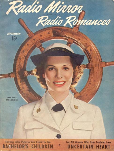 la capitaine du jour : branchée sur radio romances